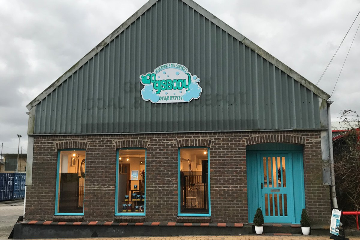 Dogsbody Grooming and Daycare Goodwick Fishguard
