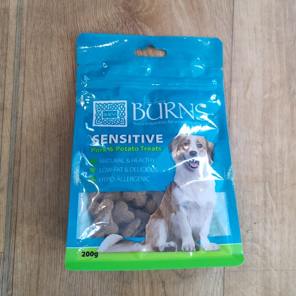 Burns Sensitive Treats