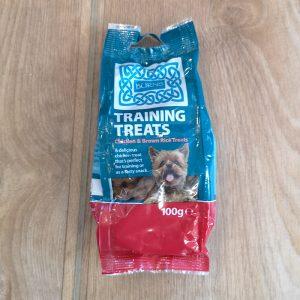 Burns Training Treats