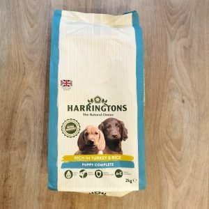 Harringtons Puppy Dry Kibble