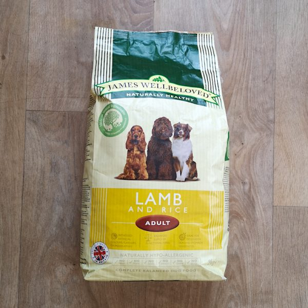 James Wellbeloved Dry Kibble
