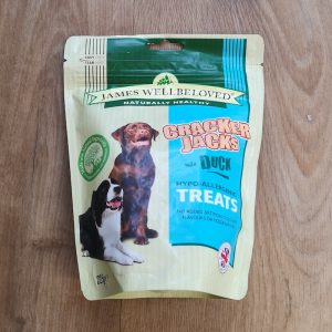 James Wellbeloved Crackerjacks Treats