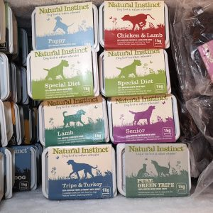 Natural Instinct Natural Range Raw Food